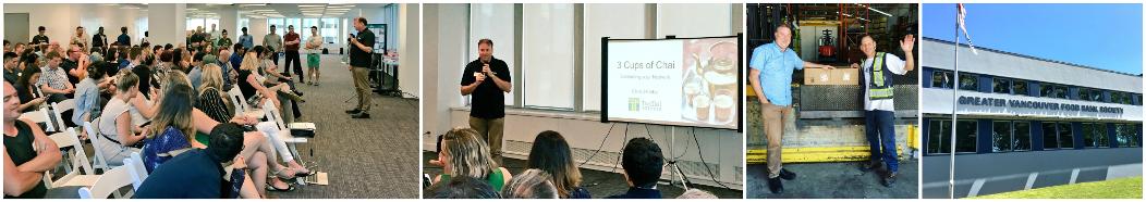 Tech Vancouver & #OneBagChallenge