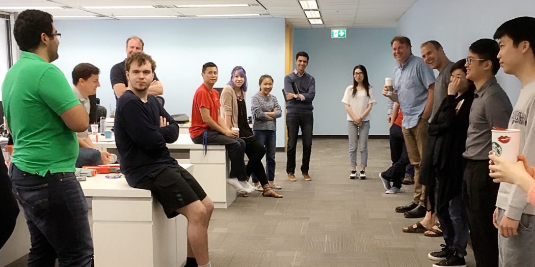 6 Reasons Why We Love Stand Up Meetings