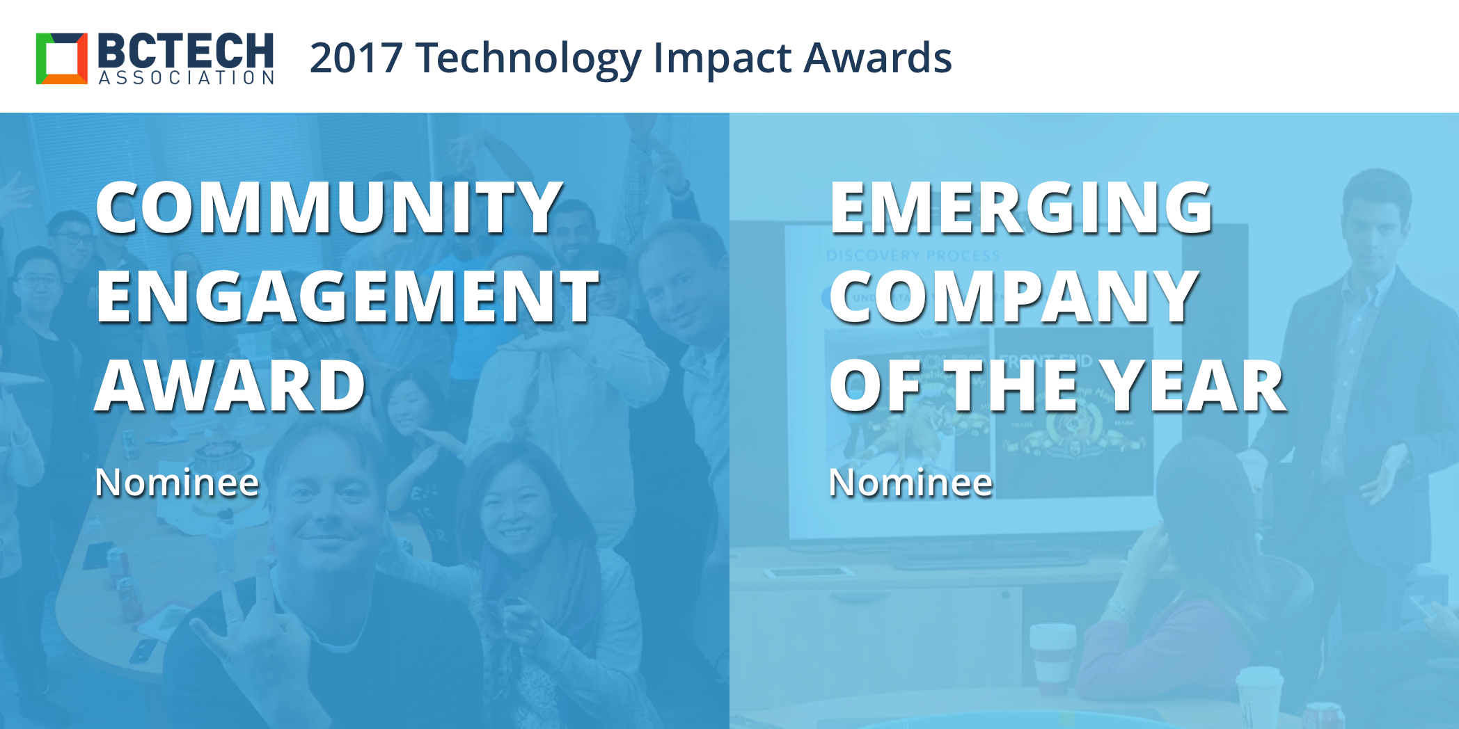 Technology Impact Awards 2017