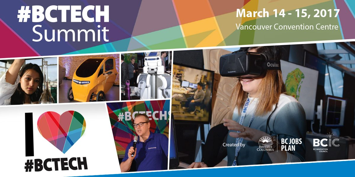 BC Tech Summit 2017 blog banner