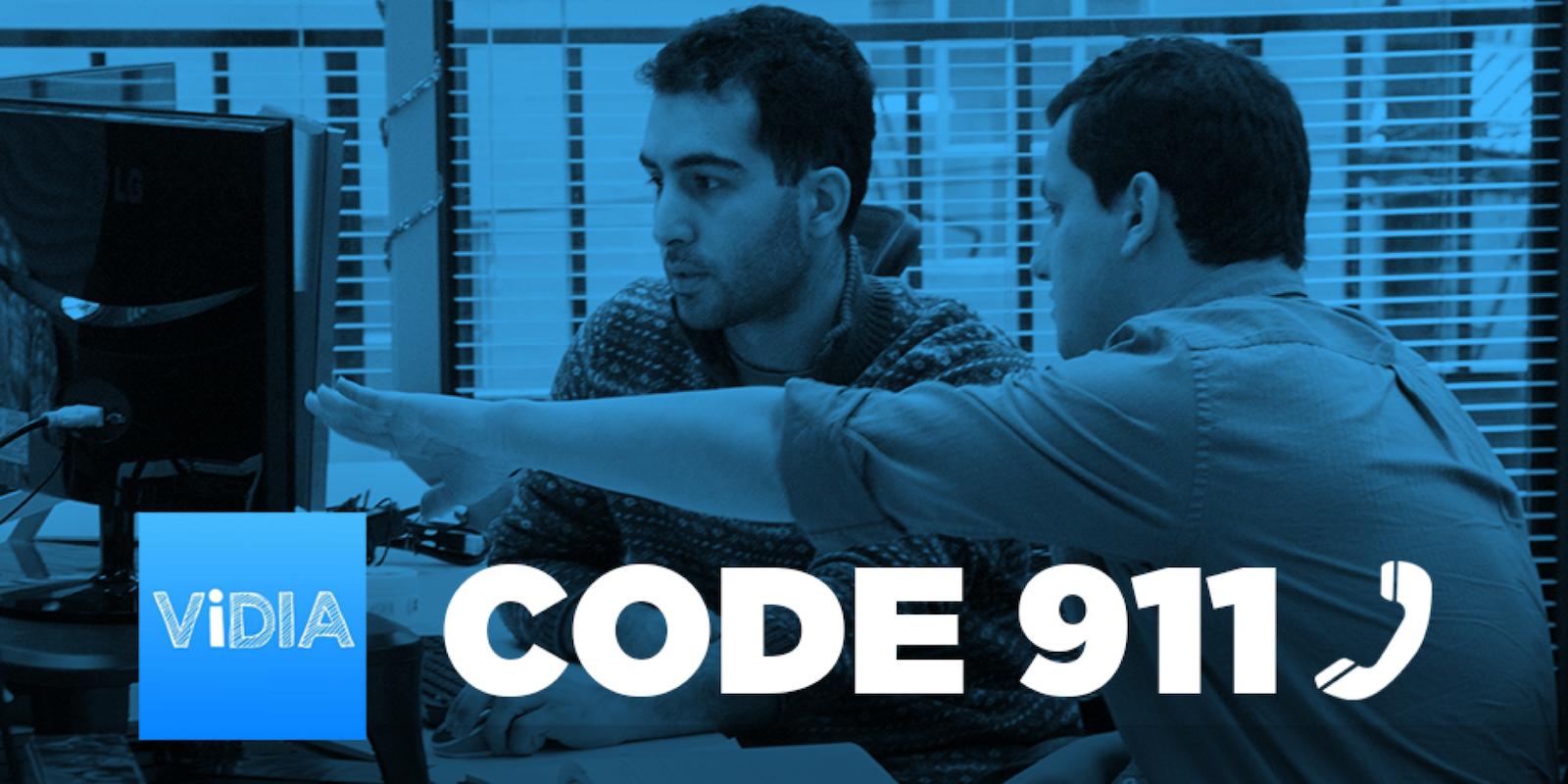 Code 911 blog banner