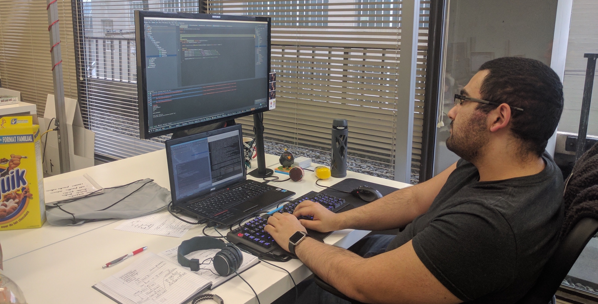 TTT developer