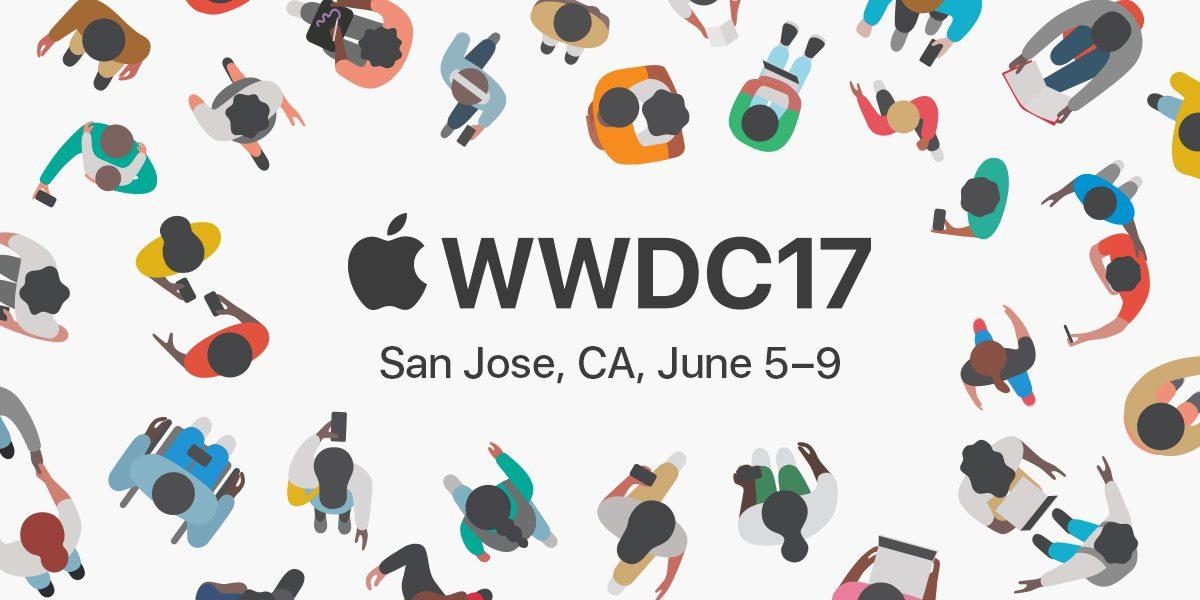 WWDC 2017 banner artwork by apple