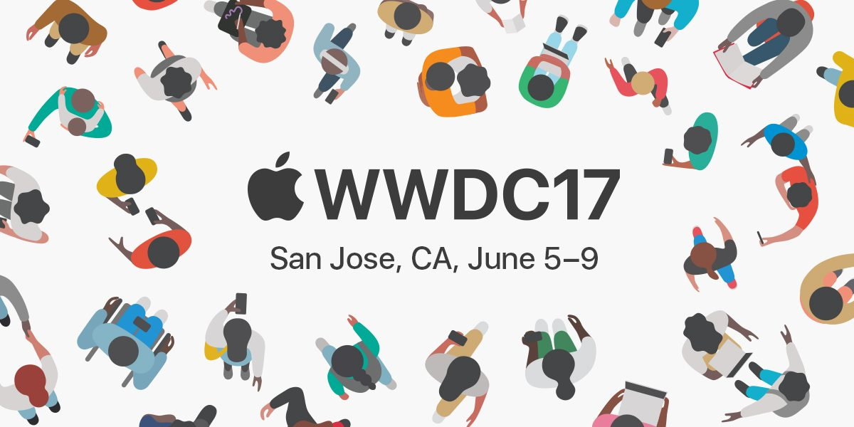 WWDC 2017 banner artwork by apple