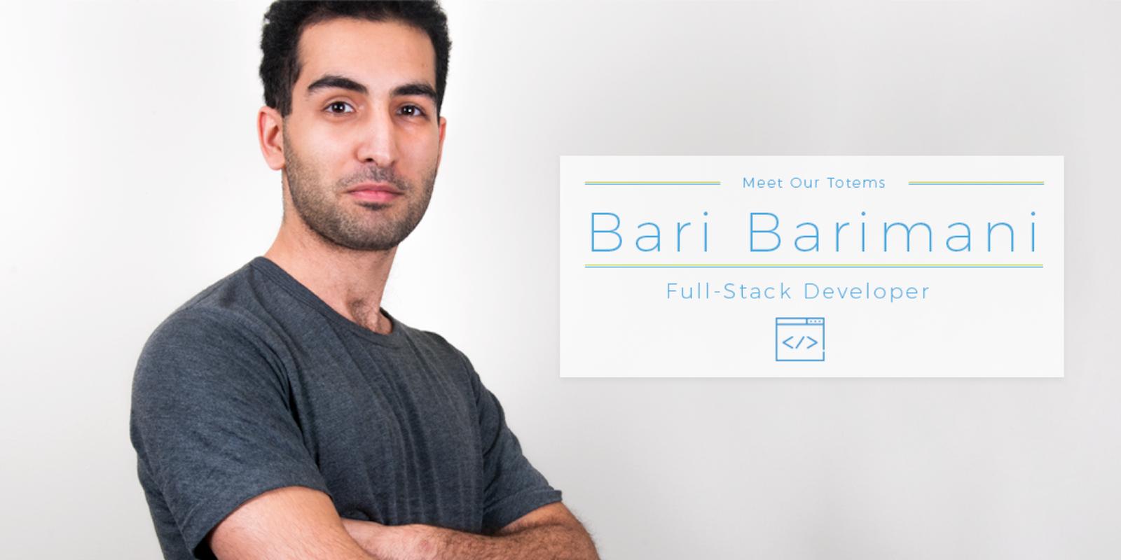 Meet Our Totems Full Stack Developer