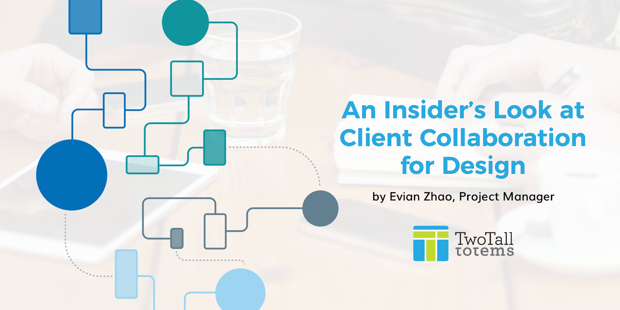 An insider's look on client collaboration for design