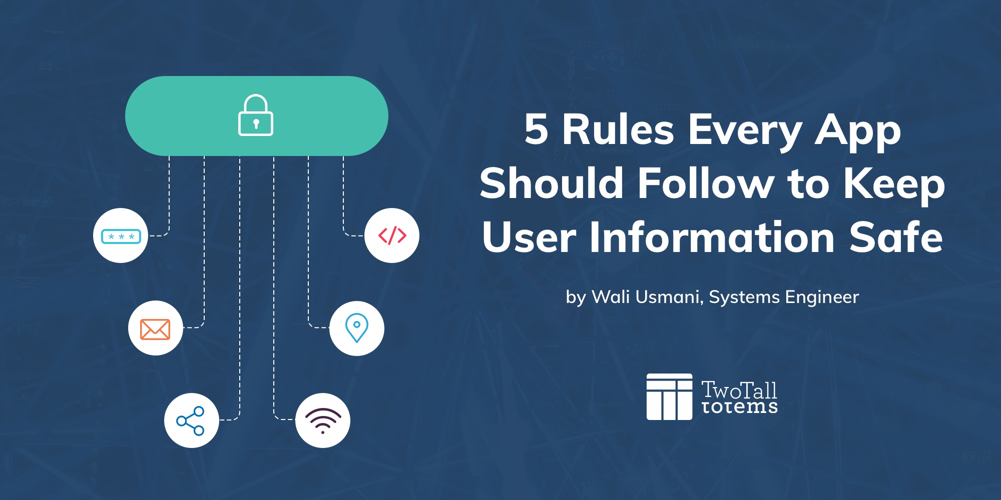 5 rules every app should follow to keep user information safe blog banner