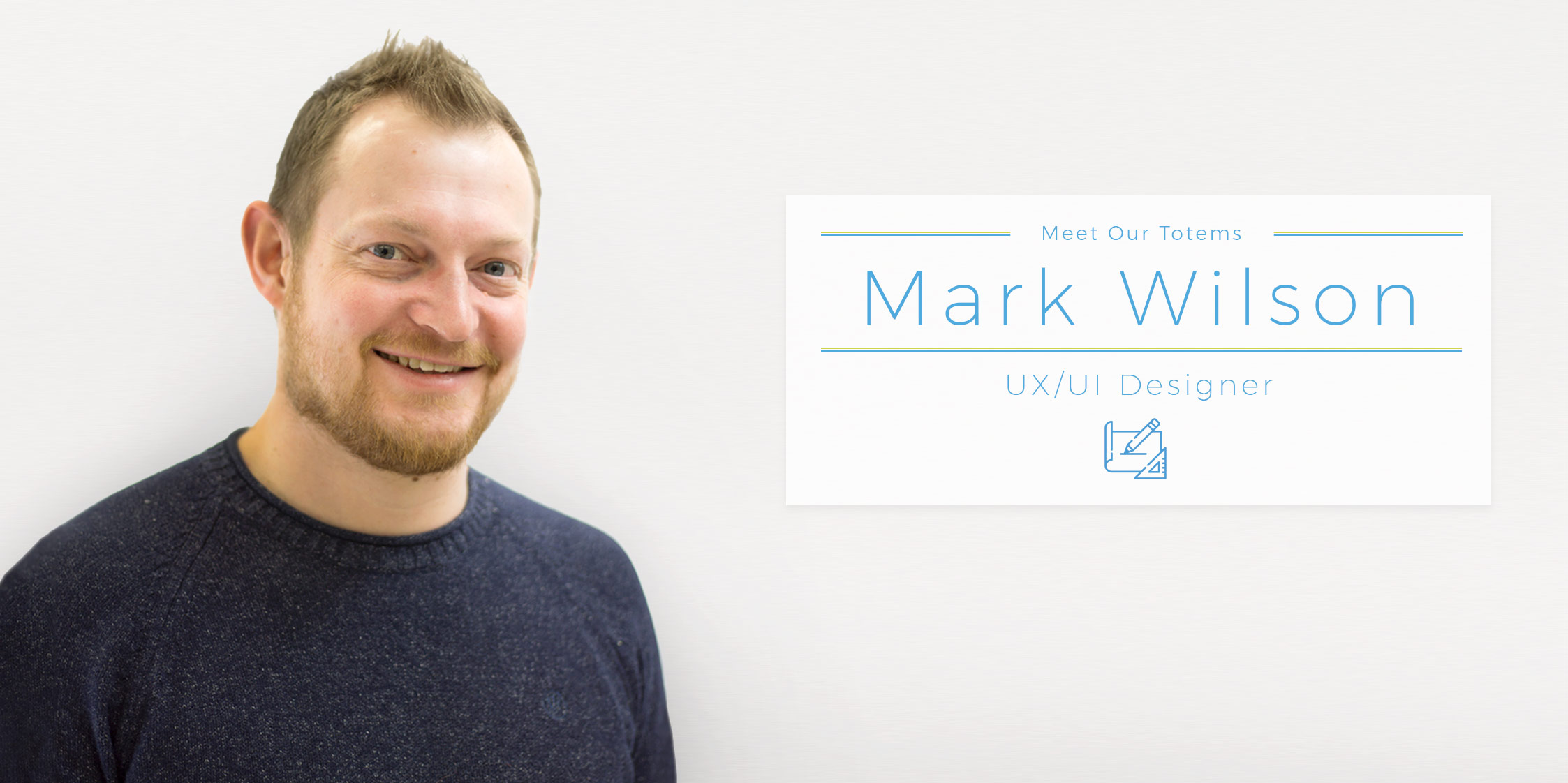 Meet Our Totems  –  Mark