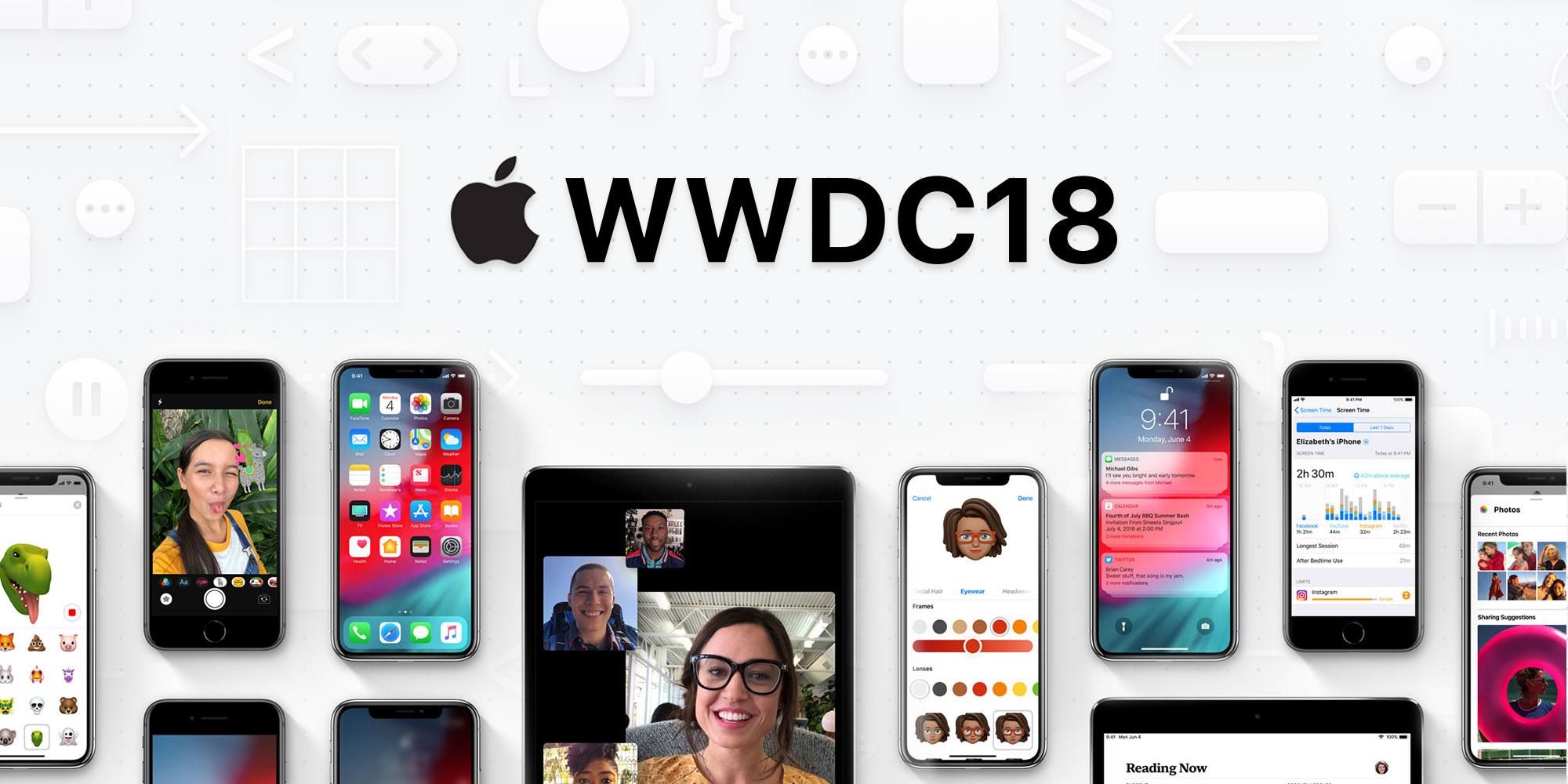 WWDC 2018 part 1