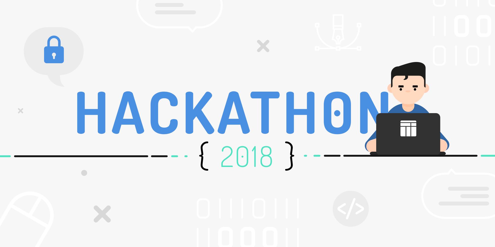 TTT Hackathon 2018 illustration