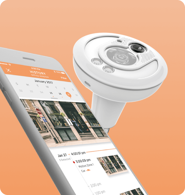 Sengled IoT lightbulb and iOS app