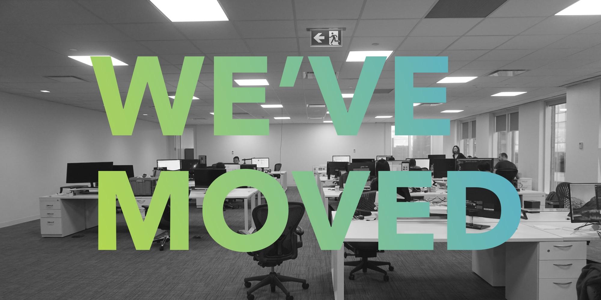New Office, New Beginnings!