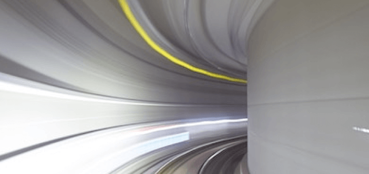 Image for Big data of a high speed tunnel