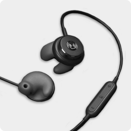 Black Revols earphones