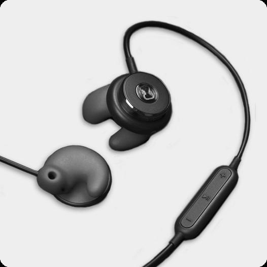 Black Revols earphones