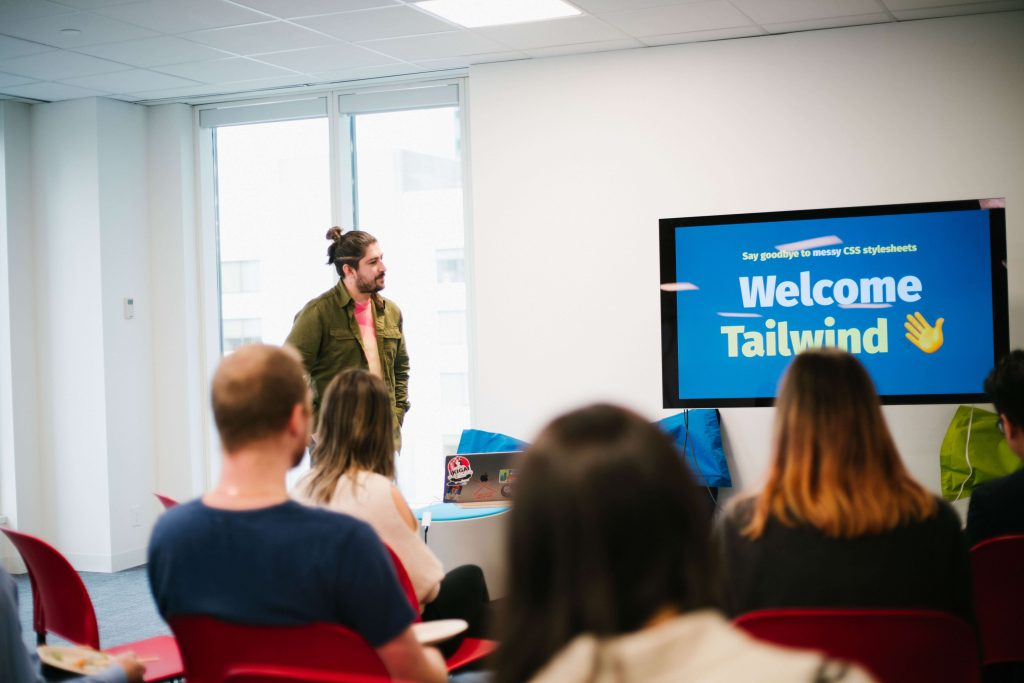CSS Tailwind Lunch and Learn
