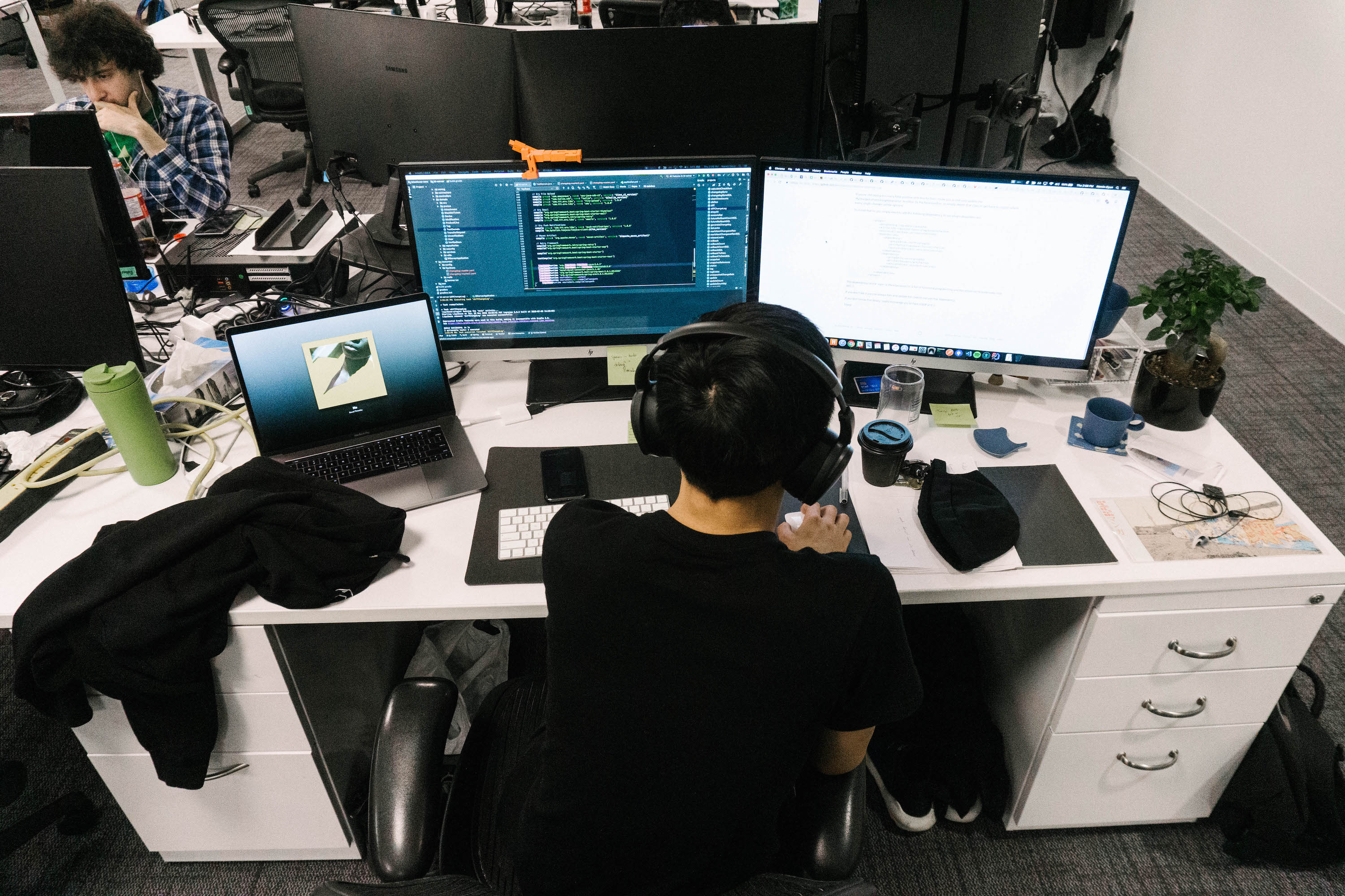 backend developer programmer