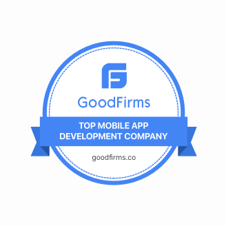 Good firms top mobile app development company badge