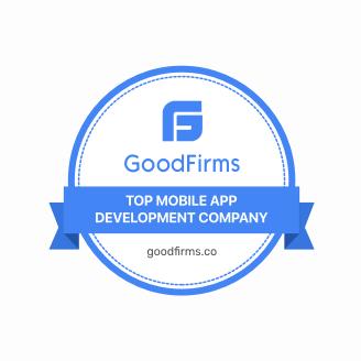 Good firms top mobile app development company badge