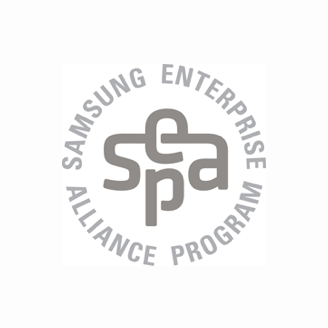 Samsung enterprise alliance program badge