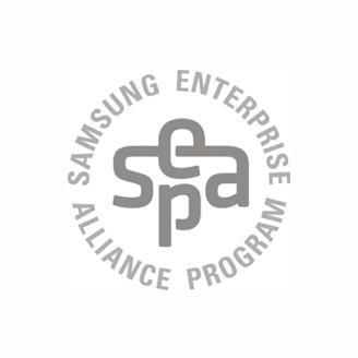 Samsung enterprise alliance program badge