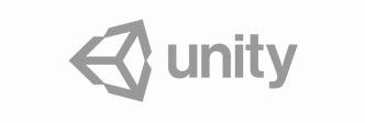 Unity grey logo