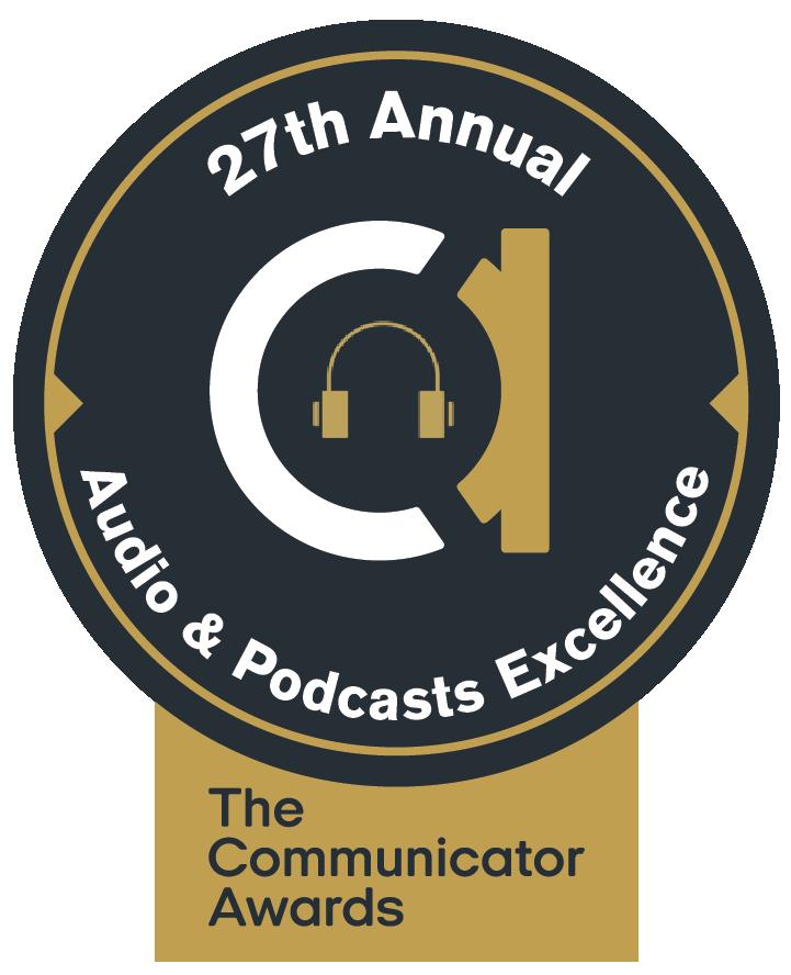 Podcast Communicator Award