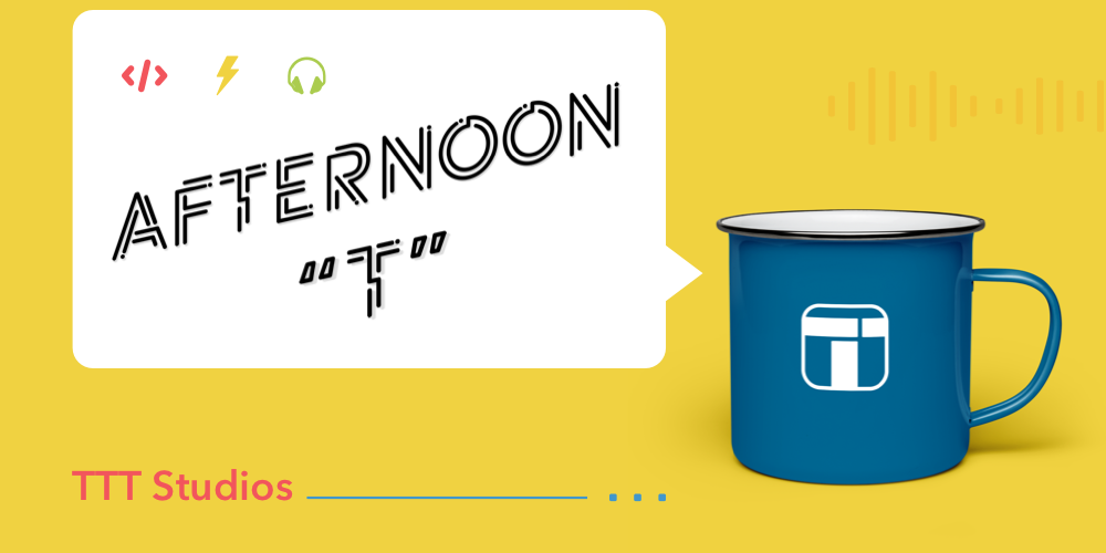 """Afternoon """"T"""" feat. Anna Sainsbury of GeoComply"""